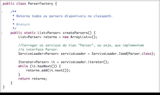 parserfactory